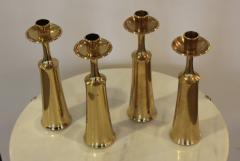 Jens Quistgaard Jens Quistgaard For Dansk Brass Candlestick - 766580