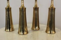 Jens Quistgaard Jens Quistgaard For Dansk Brass Candlestick - 766586