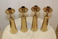 Jens Quistgaard Jens Quistgaard For Dansk Brass Candlestick - 766588