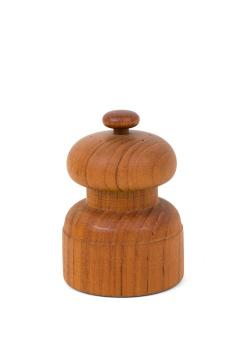 Jens Quistgaard Scandinavian Modern Pepper Mills Salt Shakers by Jens Quistgaard for Dansk - 1851131