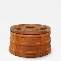 Jens Quistgaard Scandinavian modern teak ice bucket by jens quistgaard for dansk - 1707130