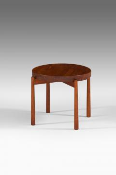 Jens Quistgaard Side Tables Fruit Bowl Produced by Nissen - 1888625