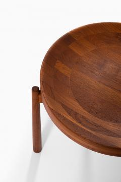 Jens Quistgaard Side Tables Fruit Bowl Produced by Nissen - 1888629