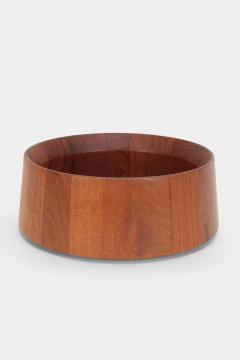 Jens Quistgaard Teak Bowl IHQ Quistgaard 70s - 1638563