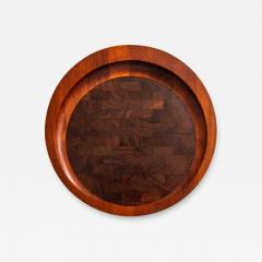 Jens Quistgaard Tray Produced by Dansk - 1949881