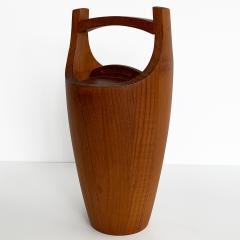 Jens Quistgaard Vintage Teak Ice Bucket by Jens Quistgaard for Dansk - 1074584