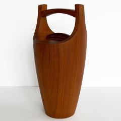 Jens Quistgaard Vintage Teak Ice Bucket by Jens Quistgaard for Dansk - 1074585