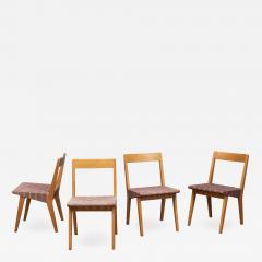 Jens Risom Jens Risom Chairs for Knoll International N Y  - 1880496