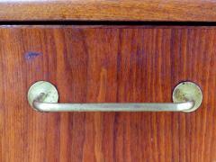 Jens Risom Jens Risom Solid Walnut Four Door Credenza - 999165