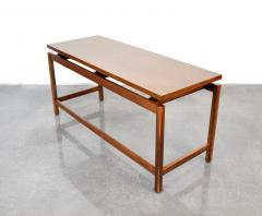 Jens Risom Jens Risom Walnut Console Table - 1010449