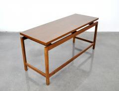 Jens Risom Jens Risom Walnut Console Table - 1010451