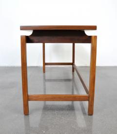 Jens Risom Jens Risom Walnut Console Table - 1010453