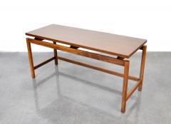 Jens Risom Jens Risom Walnut Console Table - 1010455