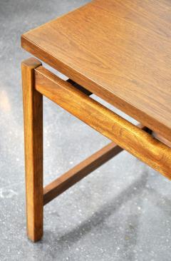 Jens Risom Jens Risom Walnut Console Table - 1010458