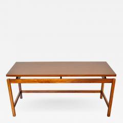 Jens Risom Jens Risom Walnut Console Table - 1011310