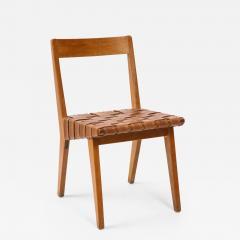 Jens Risom Jens Risom chair Model 666wsp Knoll International Brass label USA 1941 - 1063132