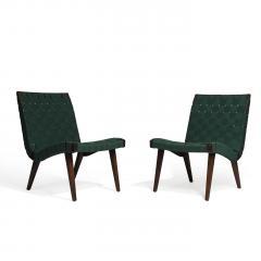 Jens Risom Jens Risom for Knoll Studio Lounge Chairs - 1095479