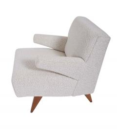 Jens Risom Paddle Arm Lounge Chairs - 1312462