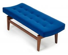 Jens Risom Pair of Four Foot Floating Upholstered Benches by Jens Risom - 774627