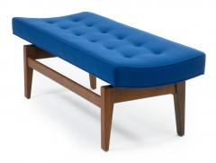 Jens Risom Pair of Four Foot Floating Upholstered Benches by Jens Risom - 774628