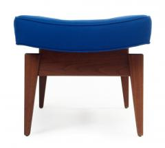 Jens Risom Pair of Four Foot Floating Upholstered Benches by Jens Risom - 774629