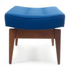 Jens Risom Pair of Four Foot Floating Upholstered Benches by Jens Risom - 774630