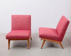 Jens Risom Pair of Jens Risom 21 Chair 1940s USA for Knoll Associates - 526744