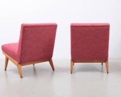 Jens Risom Pair of Jens Risom 21 Chair 1940s USA for Knoll Associates - 526745