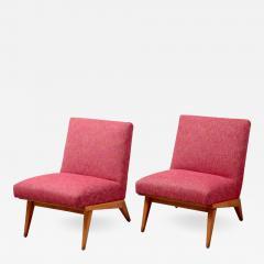 Jens Risom Pair of Jens Risom 21 Chair 1940s USA for Knoll Associates - 530421