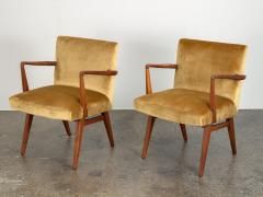 Jens Risom Pair of Jens Risom Occasional Chairs - 1297999