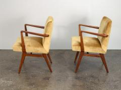 Jens Risom Pair of Jens Risom Occasional Chairs - 1298005