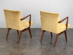 Jens Risom Pair of Jens Risom Occasional Chairs - 1298007