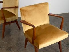 Jens Risom Pair of Jens Risom Occasional Chairs - 1298009