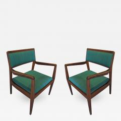 Jens Risom Pair of Jens Risom Playboy Chairs - 353247