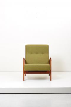 Jens Risom Restored U453 Lounge Chair by Jens Risom - 1044088