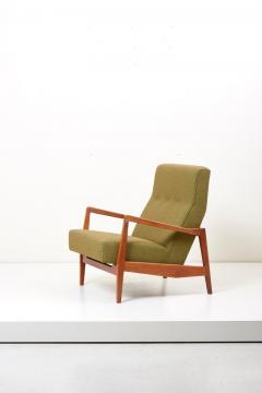 Jens Risom Restored U453 Lounge Chair by Jens Risom - 1044090