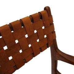 Jens Risom Set of Eight Chairs Designed by Jens Risom - 509665
