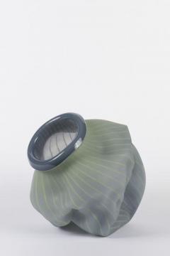 Jeremy Maxwell Wintrebert Vase Blown glass Fruit spirit Jeremy Maxwell - 1783676