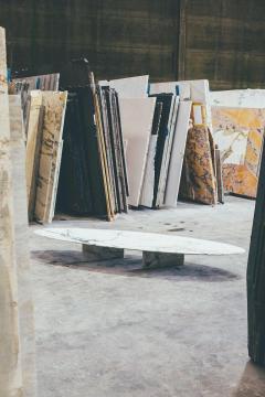 Jeroen Thys van den Audenaerde Ellipse Low Table by Jeroen Thys Van Den Audenaerde - 1331465
