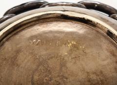 Jerome Massier Jerome Massier Black Ceramic Bowl with Chain Link Detail - 1282007