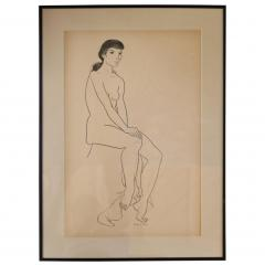Jerry ODay Nude Drawing 1 - 1203840