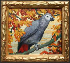 Jessie Arms Botke African Grey Parrot - 2135494