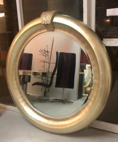 Jimeco Ltd Monumental Silver Round Mirror by Jimeco 1996 - 1397728