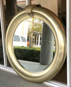 Jimeco Ltd Monumental Silver Round Mirror by Jimeco 1996 - 1397729