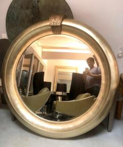 Jimeco Ltd Monumental Silver Round Mirror by Jimeco 1996 - 1397737