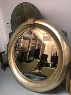 Jimeco Ltd Monumental Silver Round Mirror by Jimeco 1996 - 1397738