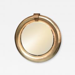 Jimeco Ltd Monumental Silver Round Mirror by Jimeco 1996 - 1400161