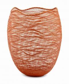 Jin Morigami Contemporary Japanese Bamboo Sculptural Basket Morikami Jin - 1767320