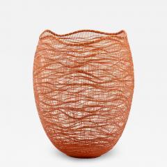 Jin Morigami Contemporary Japanese Bamboo Sculptural Basket Morikami Jin - 1768750