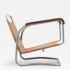 Jindrich Halabala Jindrich Halabala Lounge Chair circa 1930 - 146781